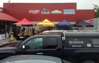 Turkstra Lumber Dundas Outdoor Events for Quality Products, Trim and Doors, Windows, Tools and Hardware.