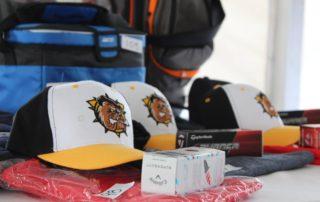 Turkstra Lumber Dundas Give Aways for Hamilton BullDogs Football Community Dundas