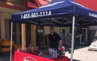 Dundas Product Lepage Vendor Visit 2017 Community at Turkstra Lumber Dundas