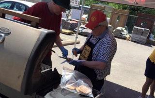 Turkstra Lumber Community Dundas BBQ Customer Service