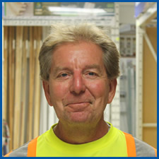 John Moeller - Yard Foreman-Turkstra Lumber, windows, doors, trim, paint, trusses, building materials, Waterdown.