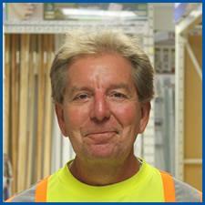 John Moeller - Yard Foreman-Turkstra Lumber, windows, doors, trim, paint, trusses, building materials, Waterdown.
