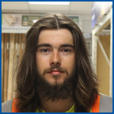 Samuel Ricker - Yard Staff-Turkstra Lumber, windows, doors, trim, paint, trusses, building materials, Waterdown.
