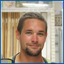 Steven Hirst - Load Builder-Yard Staff-Turkstra Lumber, windows, doors, trim, paint, trusses, building materials, Waterdown.