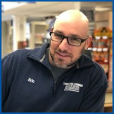 Eric Marticotte - Manager - Turkstra Lumber Waterdown - Windows, doors, trim, paint, tools, estimating, building materials and trusses.