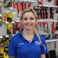 Rachel Kamstra - Counter Staff-Turkstra Lumber, windows, doors, trim, paint, trusses, building materials, Waterdown.